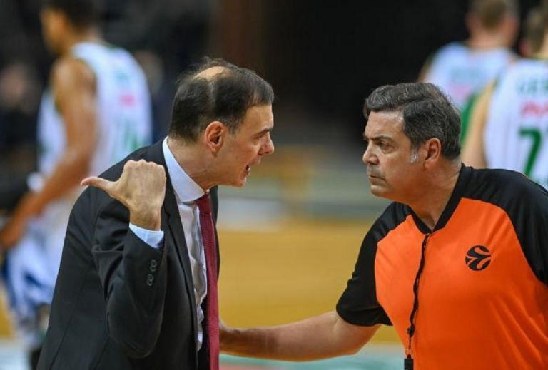 Ολυμπιακός: «Ήταν φάουλ στον Σλούκα, αναμένουμε τη θέση της Ευρωλίγκας» | tanea.gr