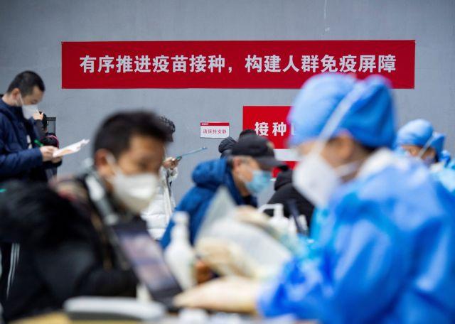 Μαζικός εμβολιασμός στην Κίνα καθώς πλησιάζουν οι γιορτές για το νέο έτος | tanea.gr