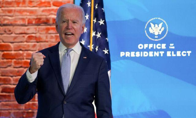 ΗΠΑ : Και επίσημα πρόεδρος ο Τζο Μπάιντεν | tanea.gr