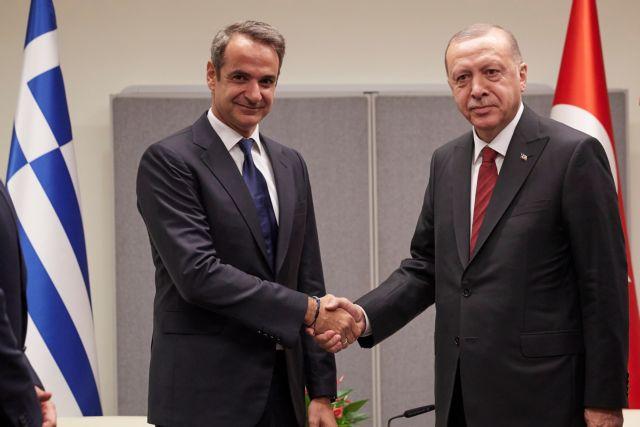 Θετικός ο Ερντογάν για συνάντηση με τον Μητσοτάκη | tanea.gr
