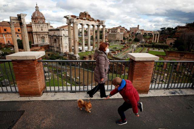 Κοροναϊός : Παραμένουν σε ισχύ τα περιοριστικά μέτρα στην Ιταλία | tanea.gr