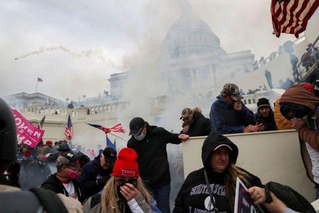 ΗΠΑ: Φόβοι για τρομοκρατικές επιθέσεις την ημέρα ορκωμοσίας του Μπάιντεν | tanea.gr