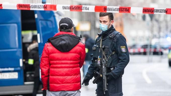 Συναγερμός στη Φρανκφούρτη : Επίθεση με μαχαίρι με αρκετούς τραυματίες   tanea.gr