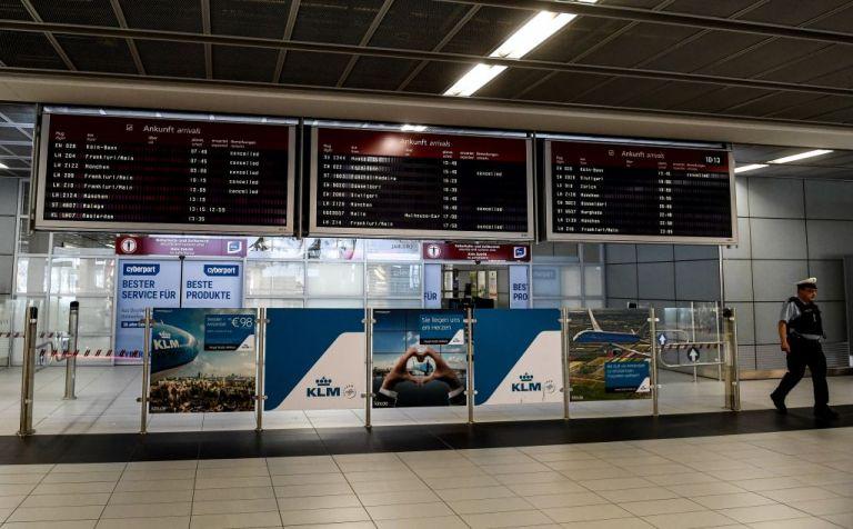 Φρανκφούρτη : Εκκενώθηκε μέρος του αεροδρομίου για λόγους ασφαλείας | tanea.gr