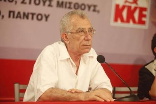 Μάκης Μαΐλης : Με συγκίνηση και ανείπωτη θλίψη το ΚΚΕ αποχαιρετά το ιστορικό στέλεχος | tanea.gr