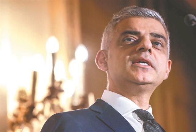Ο δήμαρχος του Λονδίνου αποκλειστικά στα ΝΕΑ: «Ελληνες, σας θέλουμε εδώ!»   tanea.gr