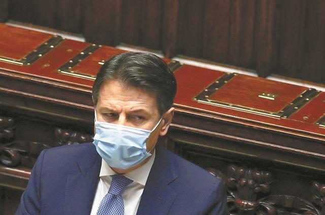 Εντεκα ψήφους ζητάο Τζουζέπε Κόντε | tanea.gr