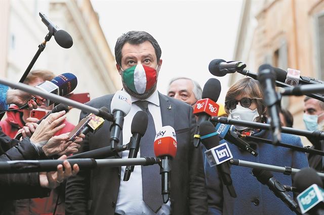 Το μεγάλο       δίλημμα των ιταλών λαϊκιστών | tanea.gr