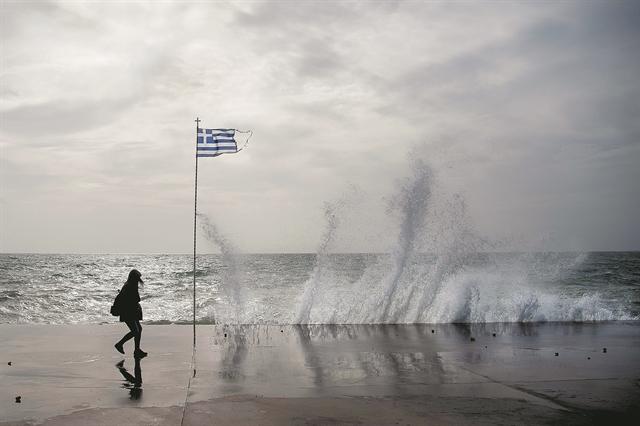 Καιρός : Έρχονται καταιγίδες και θυελλώδεις άνεμοι – Ποιες περιοχές θα επηρεαστούν   tanea.gr