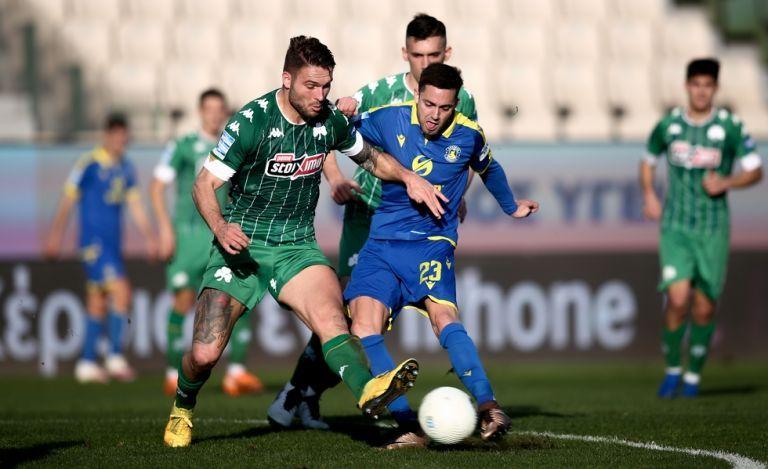Παναθηναϊκός – Αστέρας Τρίπολης 0-0   tanea.gr