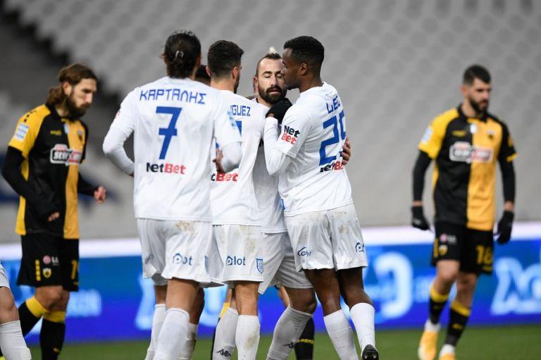 ΑΕΚ – ΠΑΣ Γιάννινα 0-2 : Διασυρμός της ΑΕΚ στο ΟΑΚΑ | tanea.gr