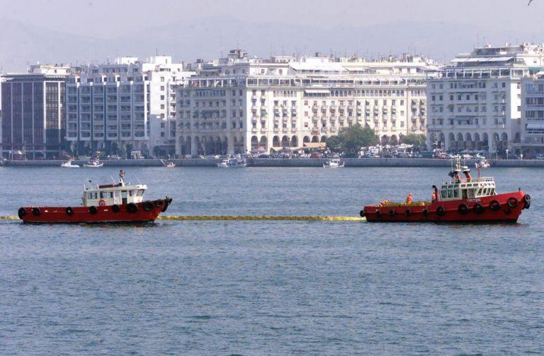 Ρύπανση από παράγωγα καύσης στον Θερμαϊκό | tanea.gr