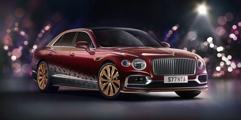 Ο Αη Βασίλης θα μπορούσε να μοιράζει δώρα και με μια Bentley   tanea.gr