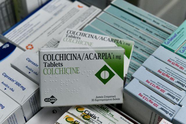 Αντιπρόεδρος ΕΟΔΥ: Η κολχικίνη δεν είναι το φάρμακο που θα μας σώσει   tanea.gr