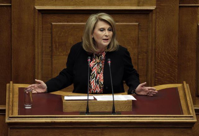 Η Σοφία Βούλτεψη είναι η νέα υφυπουργός στο υπ. Μετανάστευσης | tanea.gr