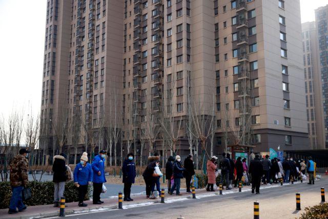 Κίνα : Εντοπίστηκαν κρούσματα της βρετανικής μετάλλαξης του κοροναϊού και στο Πεκίνο | tanea.gr