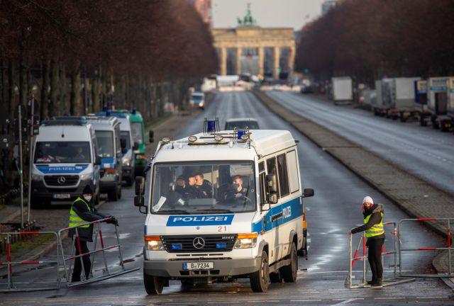 Γερμανία : Η κυβέρνηση αποφασίζει για παράταση του lockdown   tanea.gr