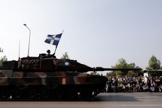 Στο Σύνταγμα η στρατιωτική παρέλαση – Καλεσμένοι Πούτιν, Μακρόν, Κάρολος | tanea.gr