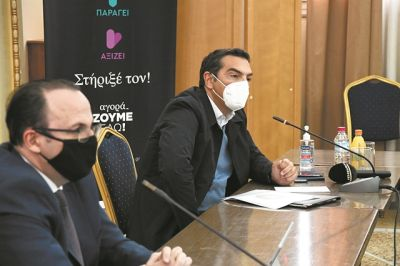 Η πολιτική των δακρύων | tanea.gr