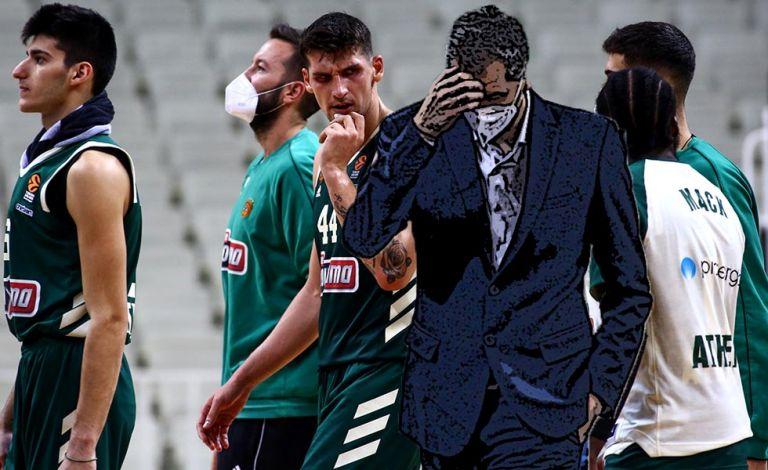 Παναθηναϊκός : Παίκτες ξενερωμένοι που παραδόθηκαν αμαχητί   tanea.gr