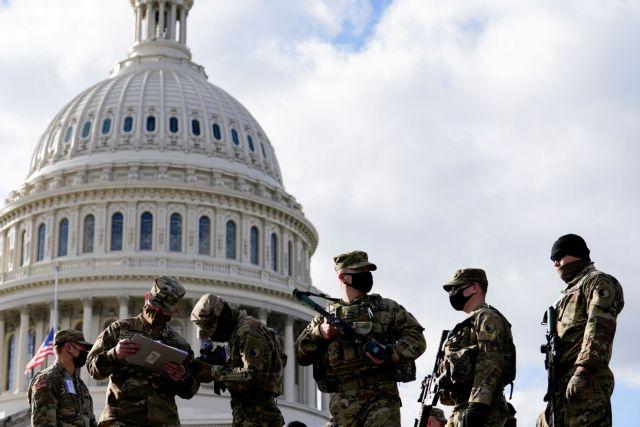 ΗΠΑ: Η διαφορετική ορκωμοσία του 46ου προέδρου Τζο Μπάιντεν | tanea.gr