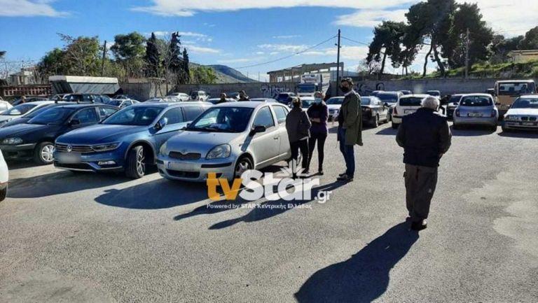 Επαγγελματίες της εστίασης στη Χαλκίδα διαμαρτυρήθηκαν με κορναρίσματα | tanea.gr