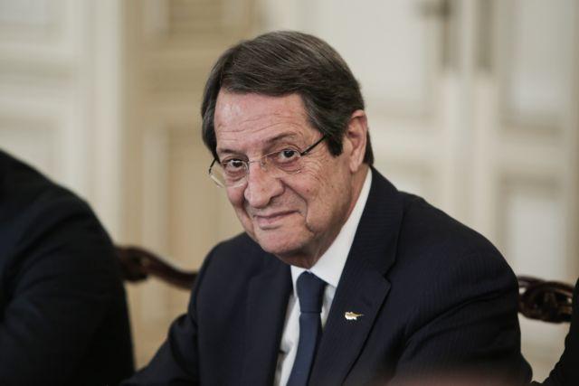 Αναστασιάδης : «Μία καλή σχέση Ελλάδας – Τουρκίας θα συμβάλει και στη λύση του Κυπριακού» | tanea.gr