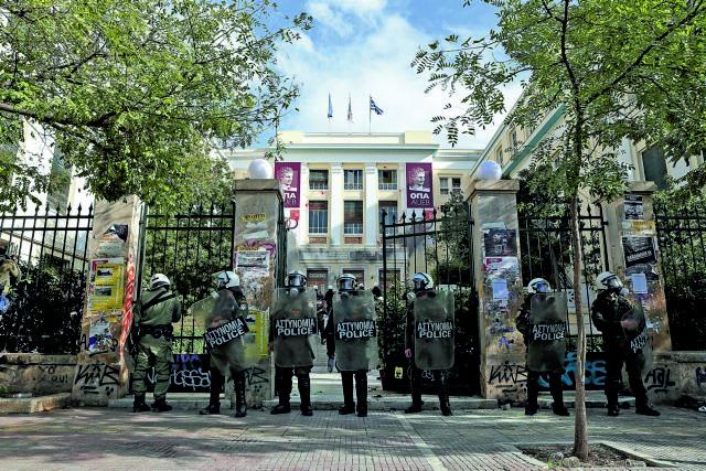 Απόσυρση του ν/σ για τα πανεπιστήμια ζητάει η αντιπολίτευση – Εμβληματική μεταρρύθμιση απαντά η κυβέρνηση | tanea.gr