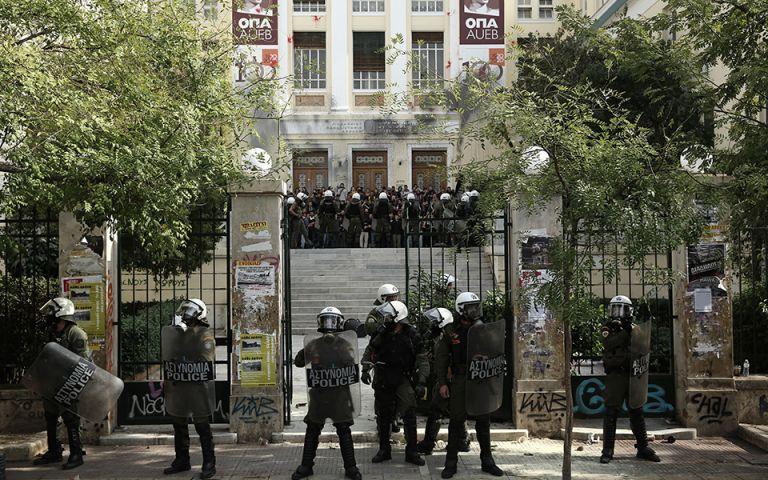 Γεννηματά για αλλαγές στα ΑΕΙ : «Ναι» στην κάρτα εισόδου για φοιτητές, «όχι» στην αστυνομοκρατία | tanea.gr