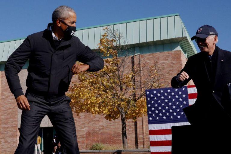 ΗΠΑ : «Είναι μια νέα μέρα για την Αμερική» λέει ο Μπάιντεν λίγο πριν την ορκωμοσία του   tanea.gr