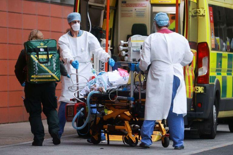 Βρετανία: Ξεπέρασαν τους 1.600 οι νεκροί από Covid-19 σε μόλις 24 ώρες   tanea.gr