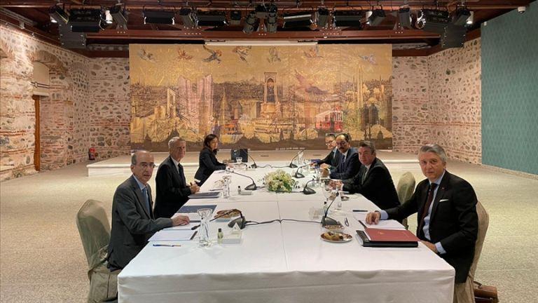 Διερευνητικές : Τι έθεσαν οι Τούρκοι στο τραπέζι των συνομιλιών | tanea.gr