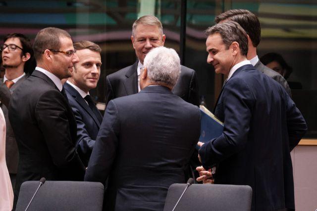 Μητσοτάκης : Στο top 5 των Ευρωπαίων πολιτικών με τις περισσότερες διπλωματικές επαφές | tanea.gr