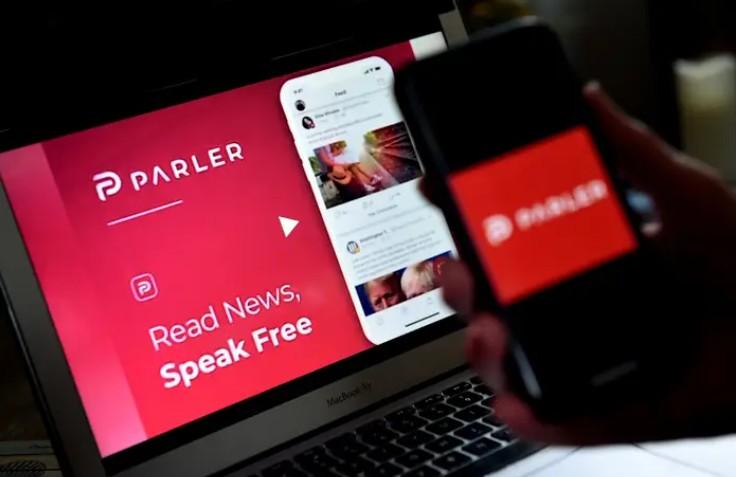 Apple και Amazon καταργούν το Parler | tanea.gr