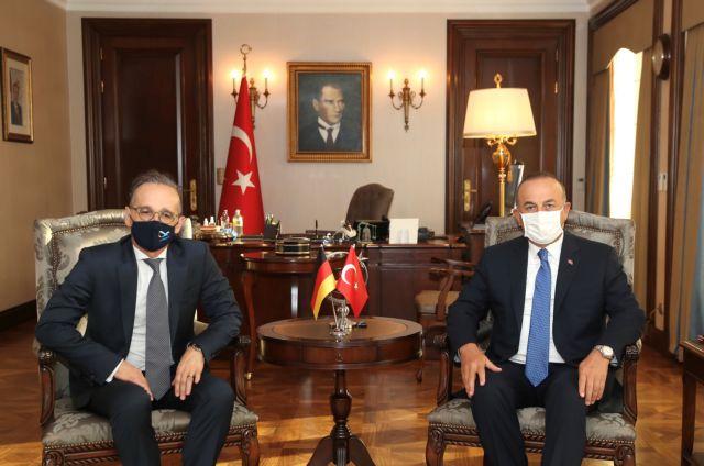 Στην Τουρκία τη Δευτέρα ο Χάικο Μάας – Συνάντηση με Τσαβούσογλου | tanea.gr