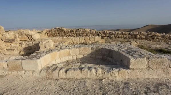 Βρέθηκε η βασιλική αυλή όπου χόρεψε η Σαλώμη ζητώντας το κεφάλι του Ιωάννη του Βαπτιστή | tanea.gr
