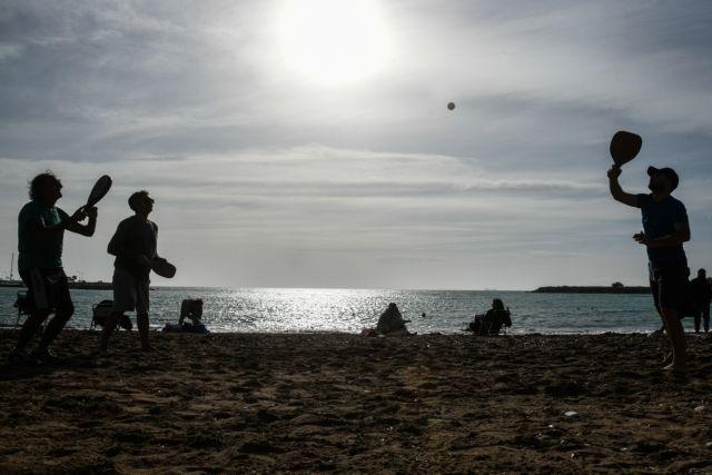 Πρώτη φορά στα τελευταία 160 χρόνια τόση ζέστη στην Ελλάδα τον Ιανουάριο