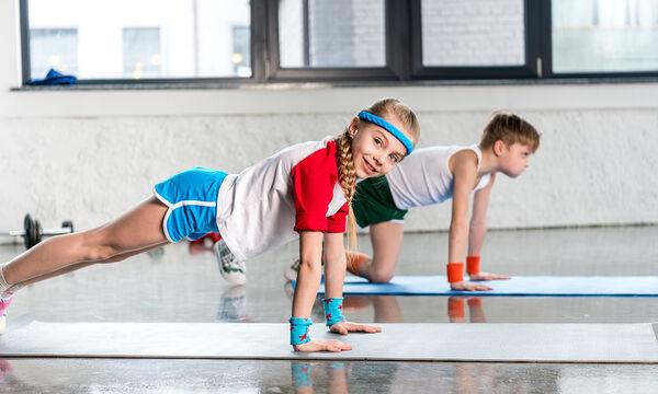 Γιατί η γυμναστική είναι σημαντική για την ανάπτυξη των παιδιών | tanea.gr