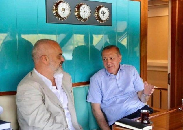 Ξαφνική συνάντηση Ράμα – Ερντογάν: Στο επίκεντρο η επέκταση των ελληνικών χωρικών υδάτων | tanea.gr