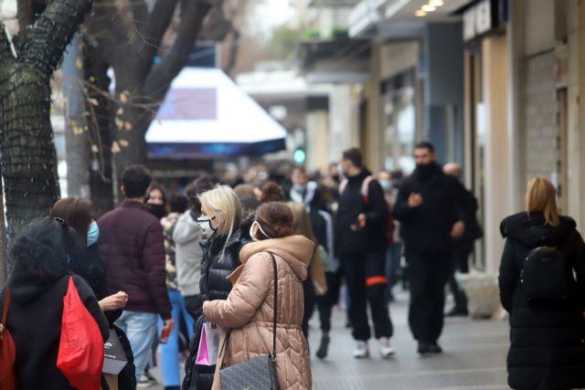 Κοσμοσυρροή έξω από καταστήματα σε Αθήνα και Θεσσαλονίκη | tanea.gr