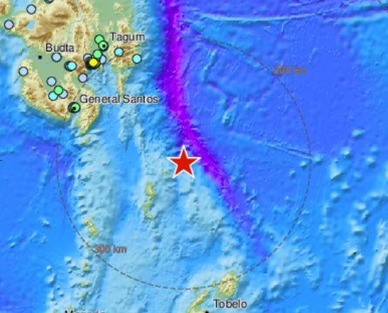 Σεισμική δόνηση 7 Ρίχτερ στις Φιλιππίνες | tanea.gr