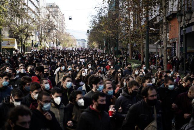 Πολιτική αναμέτρηση για πανεπιστήμια και απαγορεύσεις συναθροίσεων | tanea.gr
