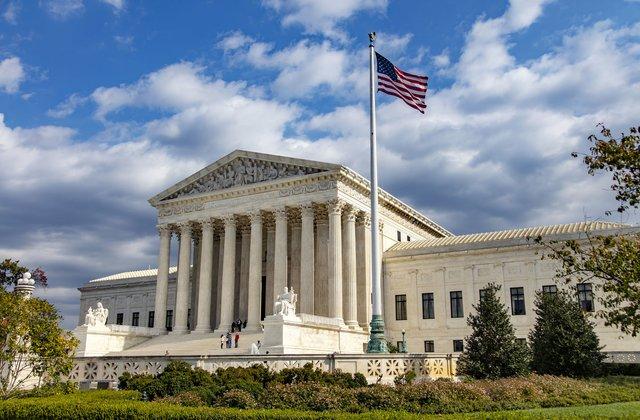 Απειλή για βόμβα στο Ανώτατο Δικαστήριο των ΗΠΑ   tanea.gr