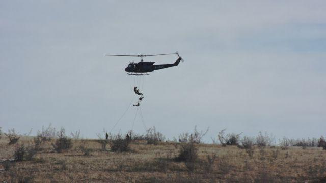Συνεκπαίδευση ενόπλων δυνάμεων Ελλάδας – ΗΠΑ στη Νέα Σάντα Κιλκίς | tanea.gr
