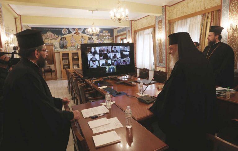 Νέα εγκύκλιο εξέδωσε η Ιερά Σύνοδος μετά το τετ α τετ Μητσοτάκη – Ιερώνυμου | tanea.gr