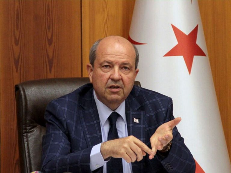 Τατάρ : Στηρίζει την πενταμερή χωρίς προϋποθέσεις αλλά… με λύση δύο κρατών | tanea.gr