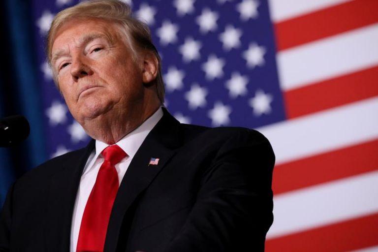 Αμετανόητος Τραμπ: «Είστε μεγάλοι πατριώτες, να θυμάστε αυτή τη μέρα για πάντα» | tanea.gr