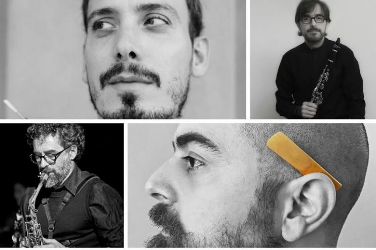Ventus Ensemble : The Reed Project σε live streaming | tanea.gr