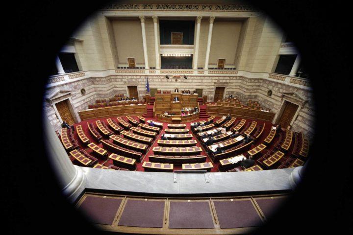 Βουλή : Μάχη κορυφής την Παρασκευή – Ο πρωθυπουργός θα ενημερώσει για την πανδημία   tanea.gr