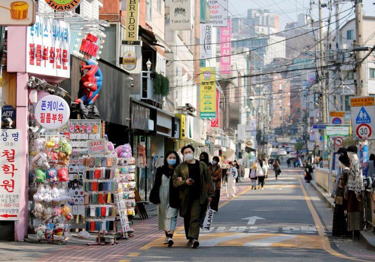 Νότια Κορέα : Για πρώτη φορά περισσότεροι οι θάνατοι από τις γεννήσεις | tanea.gr